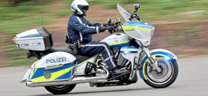 "Sachsens Cops jetzt ""Easy Rider"""